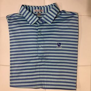 NWOT - Peter Millar Half Sleeve Golf Polo